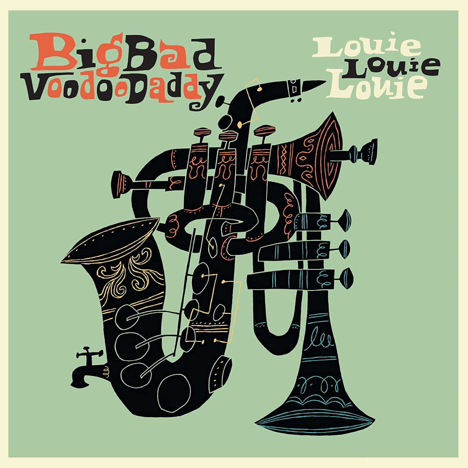 Big Bad Voodoo Daddy - Louie Louie Louie - Amazon.com Music