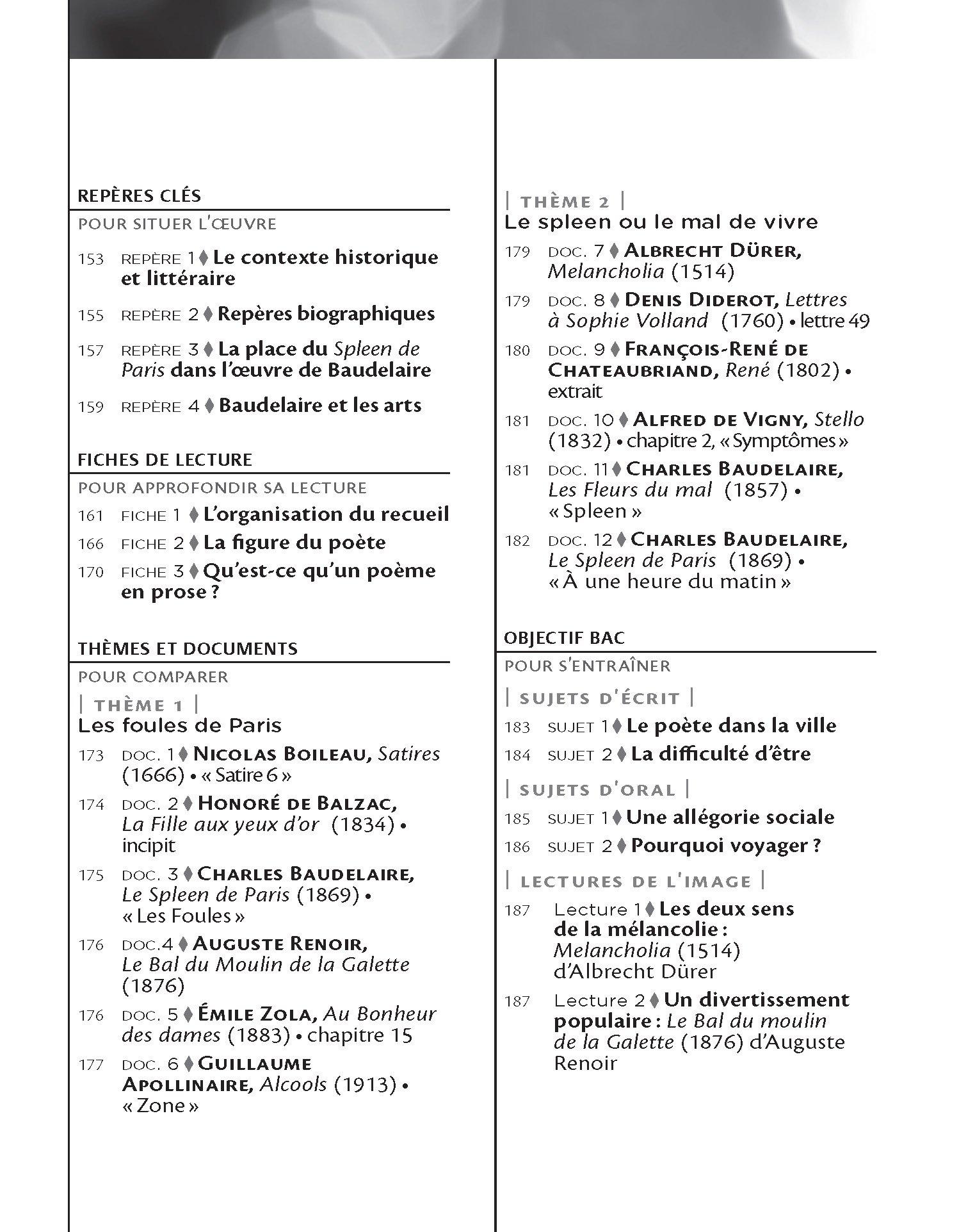 Le spleen de Paris: petits poemes en prose: 9782218966675: Amazon.com: Books