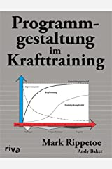 Programmgestaltung im Krafttraining (German Edition) Kindle Edition