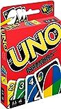 Mattel W2087 - Uno Carte Uno