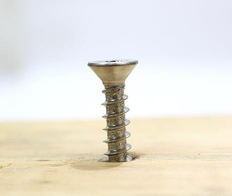8 x 7//8-Inch Hard-to-Find Fastener 014973292461 Phillips Flat Wood Screws