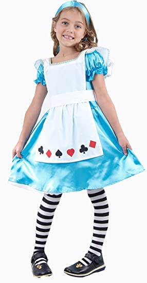 Storybook - Disfraz de Alicia para niño, talla M (EG-3531. M ...