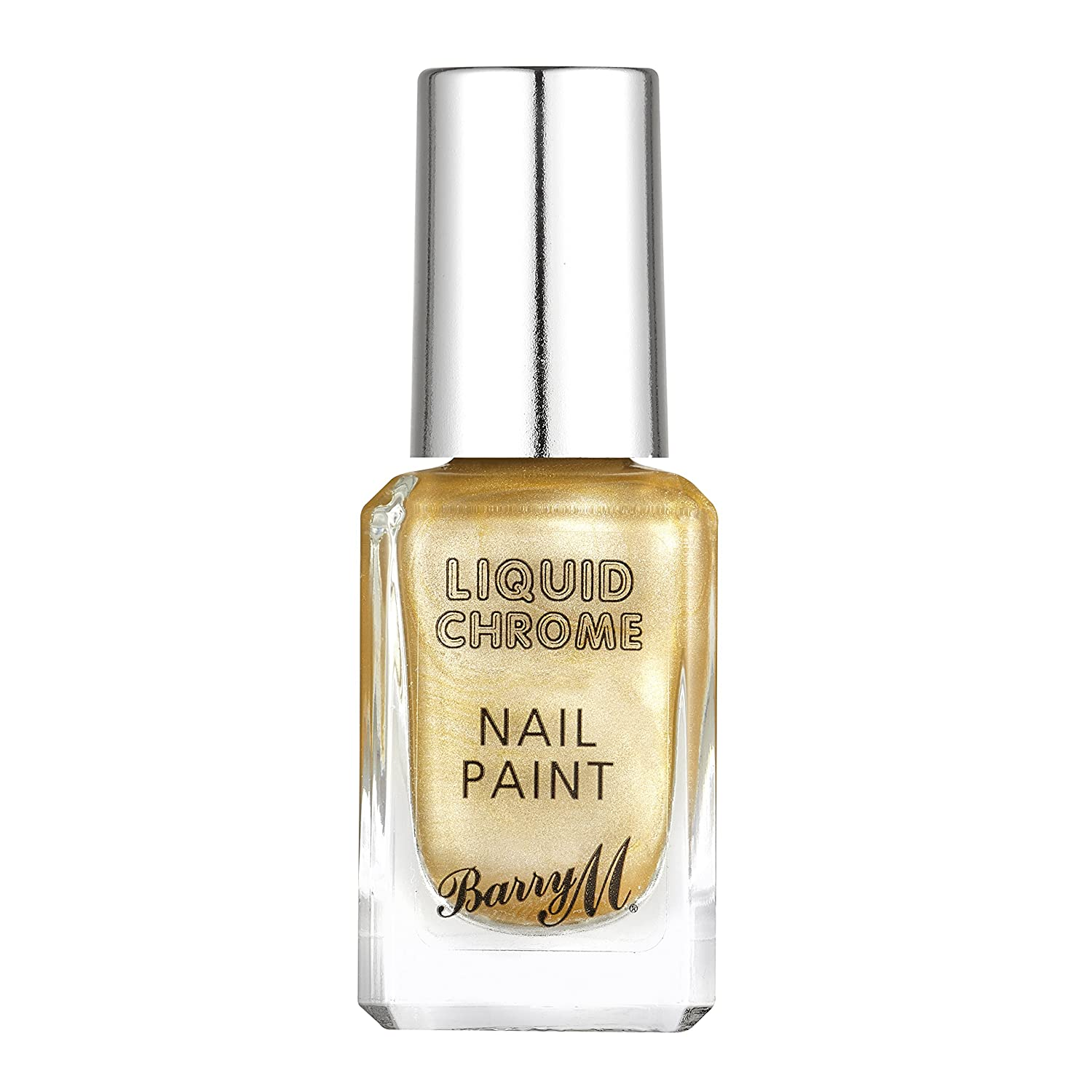 Barry M Liquid Chrome Nail Paint, Razzle Dazzle BMBE4 F-LCNP3