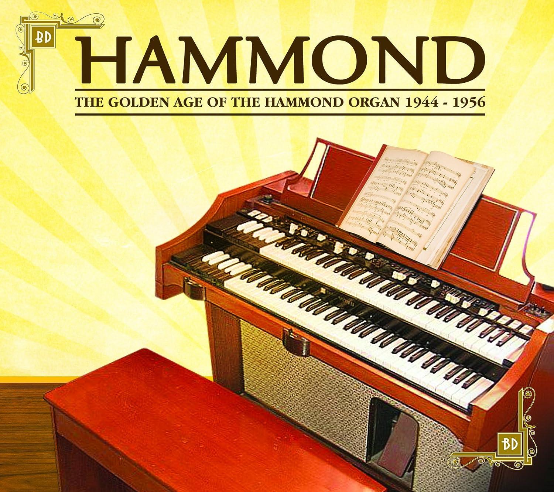 Hammond - The Golden Age Of The Hammond Organ