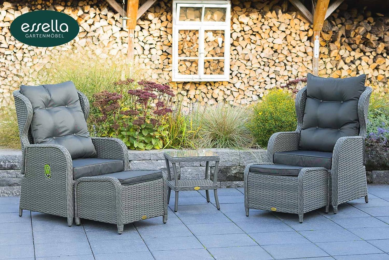 Polyrattan lounge gnstig shining design premium for Gunstige lounge sets