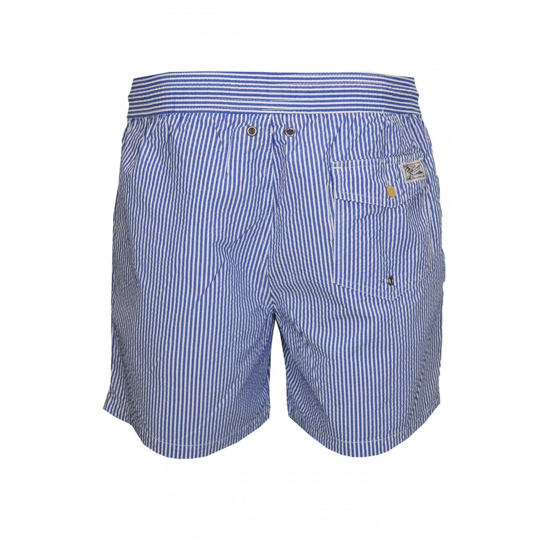 Ralph Lauren Polo Traveler de Swim – Bañador para Hombre Azul XX ...