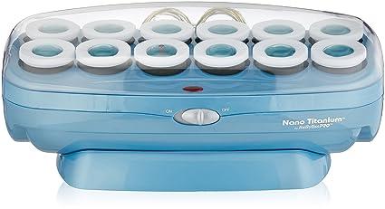 Amazon.com: BaBylissPRO BABNTCHV15 Nano Titanium Roller Hairsetter ...