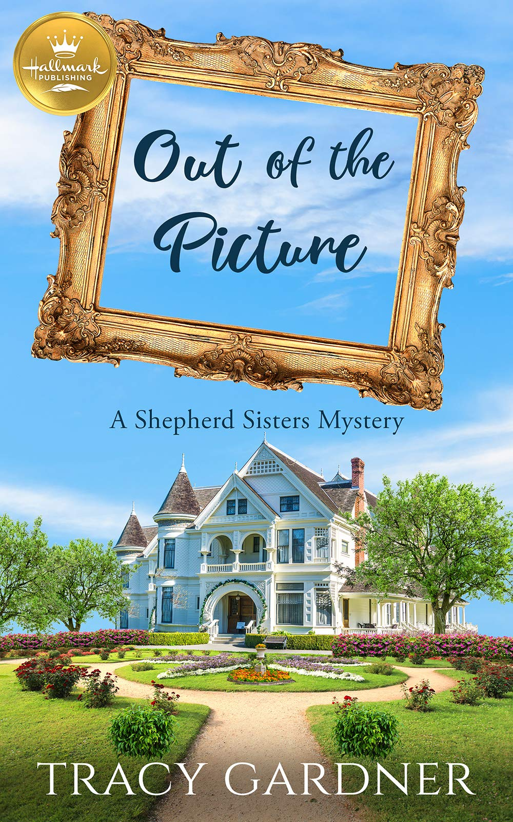 Out of the Picture {A Book Review} #OutOfThePicture #NetGalley