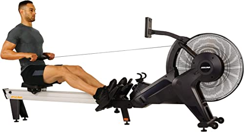 Sunny Health Fitness Asuna Ventus Rowing Machine Rower