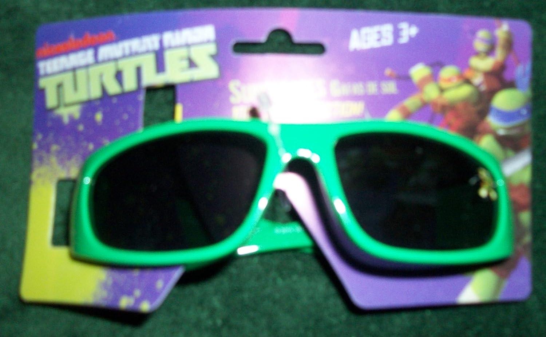 Amazon.com: Green Ninja Turtle Childrens Sunglasses: Toys ...