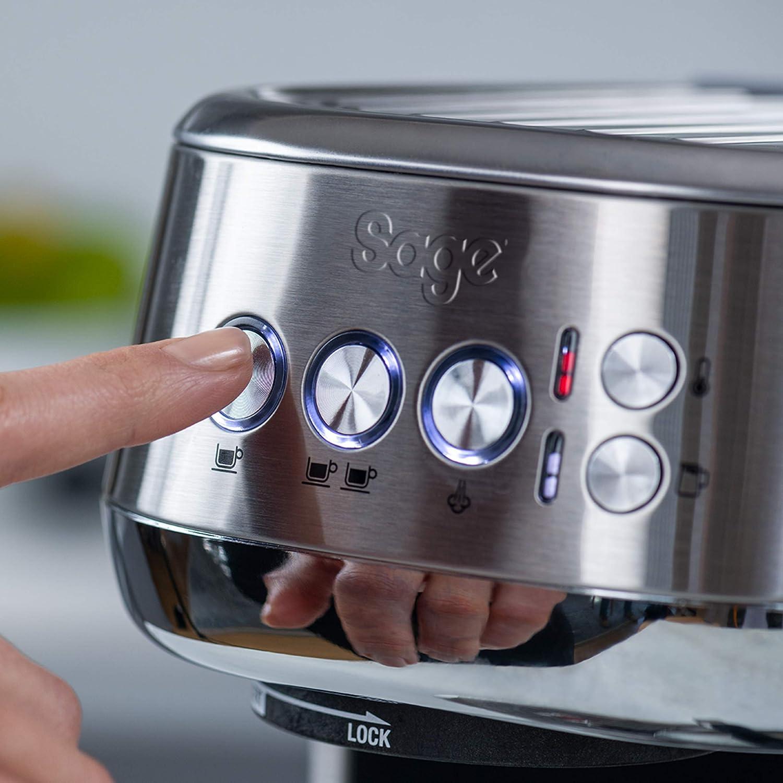 Günstige Espressomaschine Sage Appliances SES500 Espressomaschine im Angebot