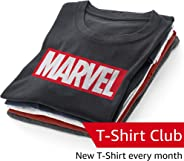 Marvel T-Shirt Club Subscription - Men - Medium