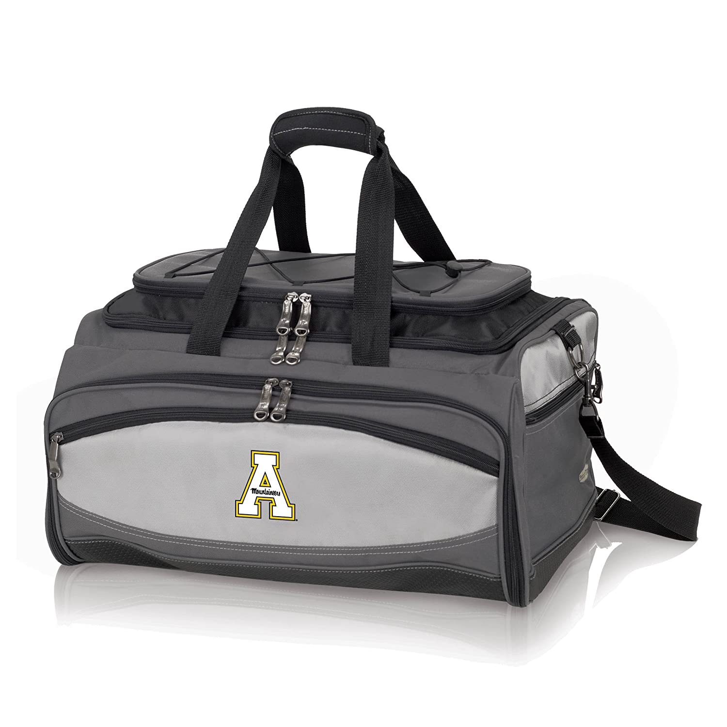 NCAA Appalachian State Mountaineers Buccaneer Tailgating Cooler withグリル B002Q6P6B4