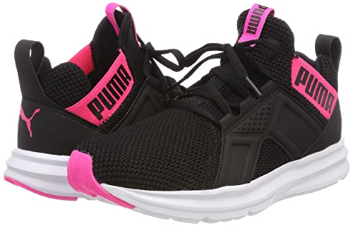Buy Puma Women Enzo Weave Wn s Black Shocking Pink at Amazon.in