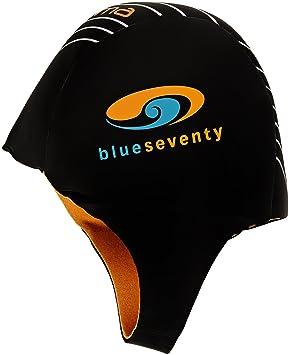 Blueseventy 12ASKT01L - Gorro térmico de natación Unisex, Color Negro, Talla L: Amazon.es: Deportes y aire libre