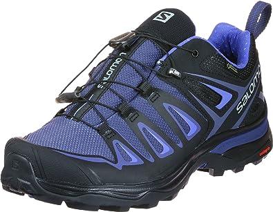 SALOMON X Ultra 3 GTX W, Chaussures de Randonnée Basses Femme