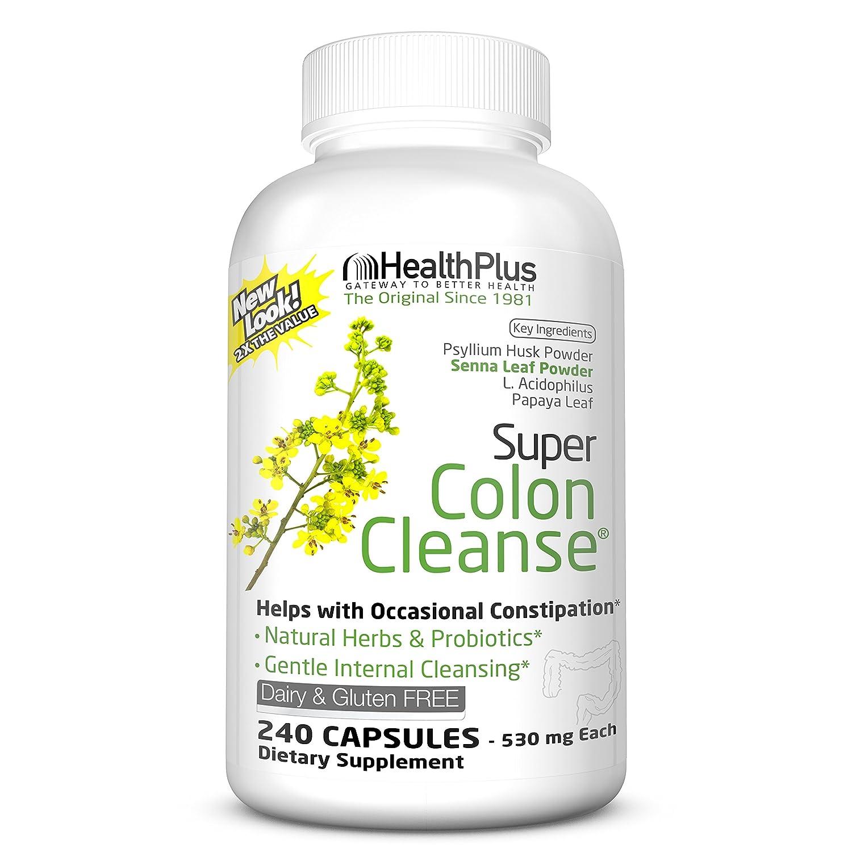 5. Super Colon Cleanse