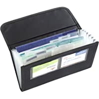 High Road Glove Box Organizer with Expandable Files for Registration, Insurance, Receipts and Cards