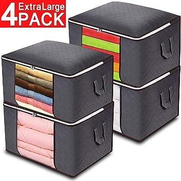 Amazon.com: Anyoneer Organizador de armario y bolsas de ...