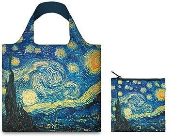 Loqi Museo Vincent Van Gogh la noche estrellada bolsa de la ...