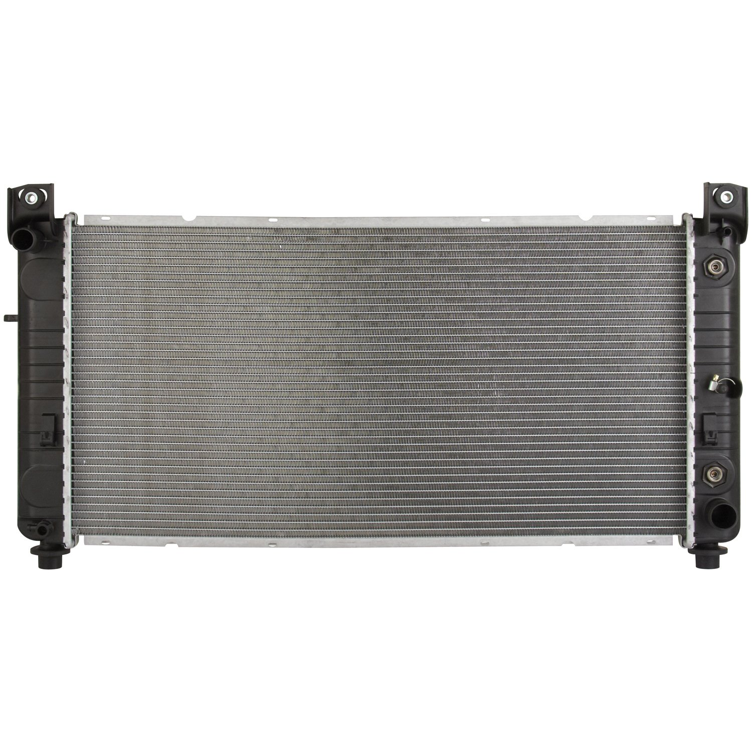 Spectra Premium CU2423 Complete Radiator for General Motors by Spectra Premium