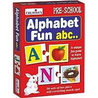 Creative Educational Aids P. Ltd. Alphabet Fun ABC
