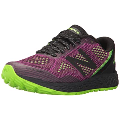 New Balance Women's GOBIV2 Running Shoe, Poisonberry/Black, 11 B US: Shoes