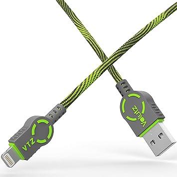 Volutz Cable Cargador iPhone Apple: Amazon.es: Electrónica