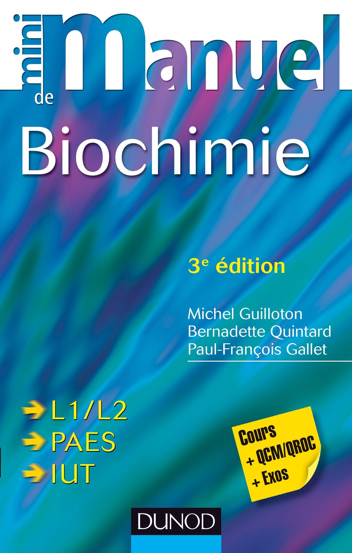 biochimie glucides qcm gratuit