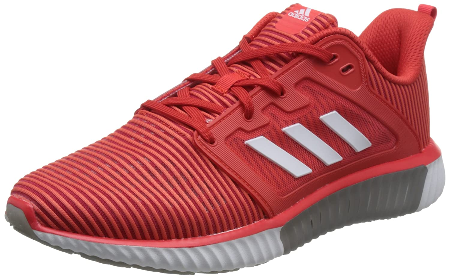 free shipping fbb78 26a65 adidas Men's Climacool Vent M, HIRE RED/Footwear White ...