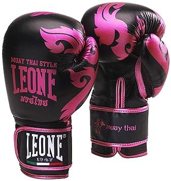 Leone 1947 GN031 Guantes de Boxeo, Unisex - Adulto, Rosa, 12OZ: Amazon.es: Deportes y aire libre
