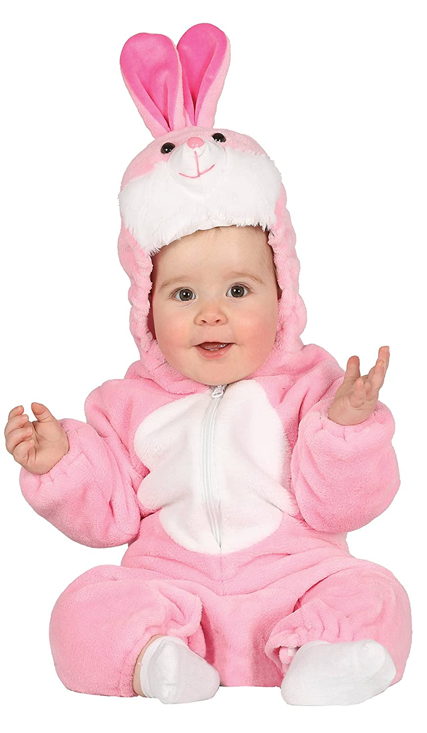 guirca Costume - Bunny Baby, Size 6 -12 Months (87586.0): Amazon.co ...