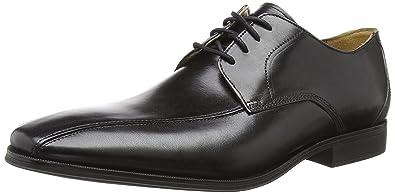 7ecf0e3c77d6 Clarks Men s Gilman Mode Derbys  Amazon.co.uk  Shoes   Bags