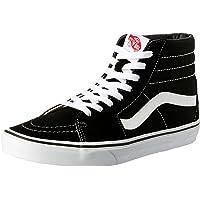 Vans Unisex Sk8-Hi (Canvas) Frost Gray Skate Shoe
