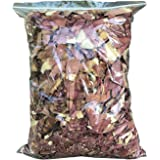 Vundahboah Amish Goods Cedar Wood Mulch Chips Shavings for Garden- Screech Owl House/Box- Organic Bedding (12 Quart (3 Gallon