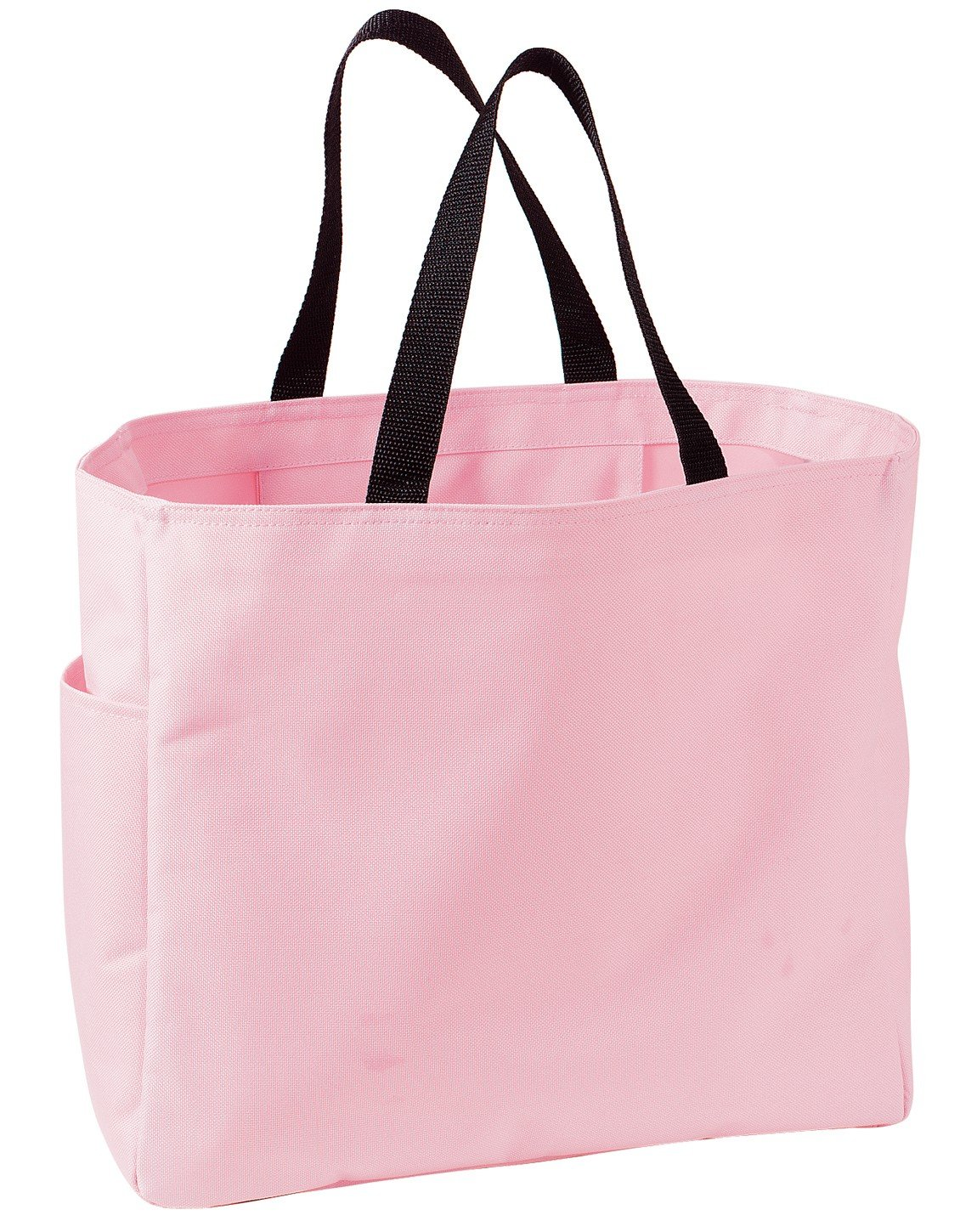Port & Company luggage-and-bags Improved Essential Tote OSFA Pink