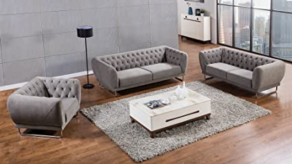 Amazon Com American Eagle Furniture 3 Piece Barrett Collection