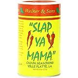 Slap Ya Mama All Natural Cajun Seasoning from Louisiana, Original Blend, MSG Free and Kosher, 8 Ounce Can