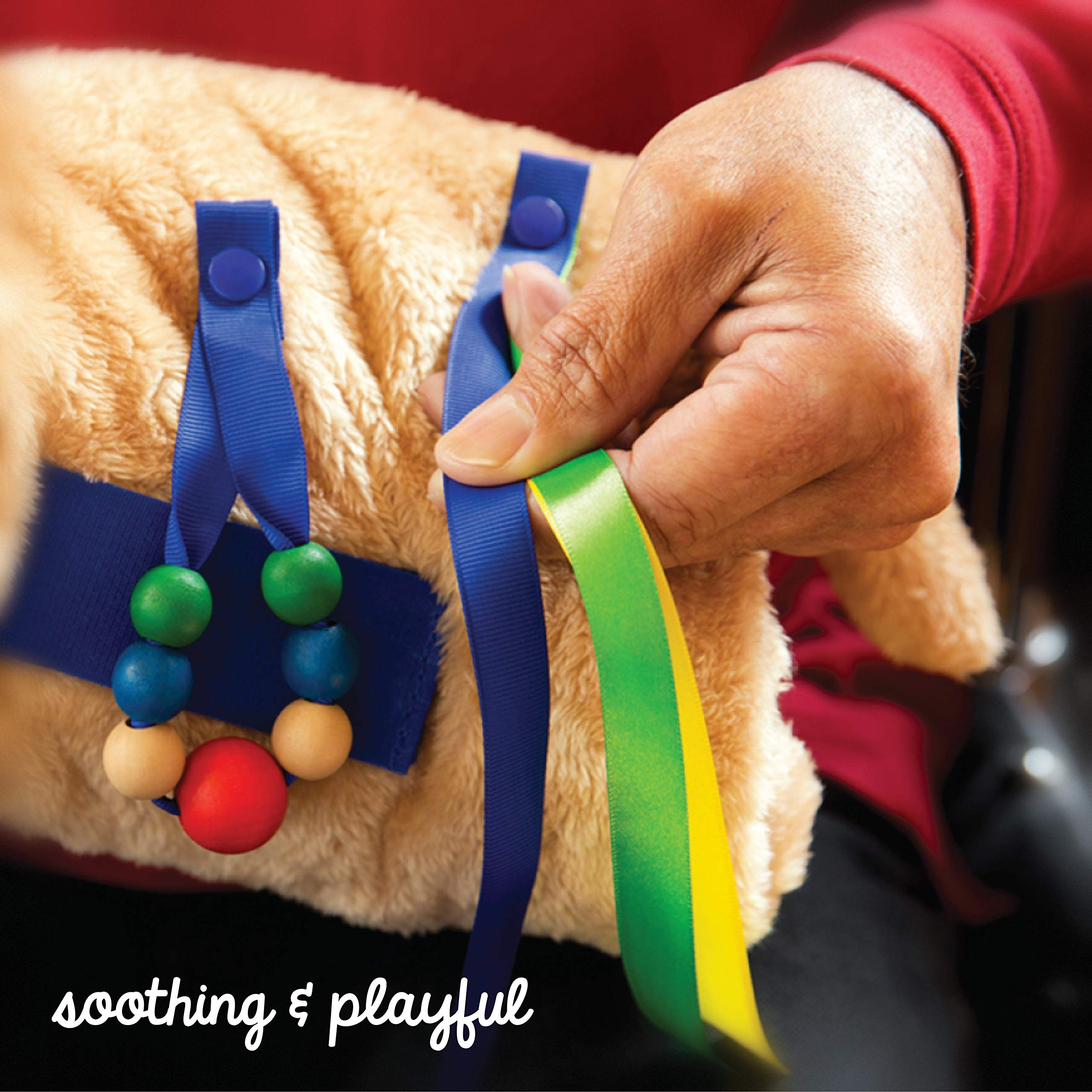 Twiddle Pup Sensory Toys for Autistic Children, Dementia, and Alzheimers Patients | Fidget Toys for Therapy and Anxiety Relief