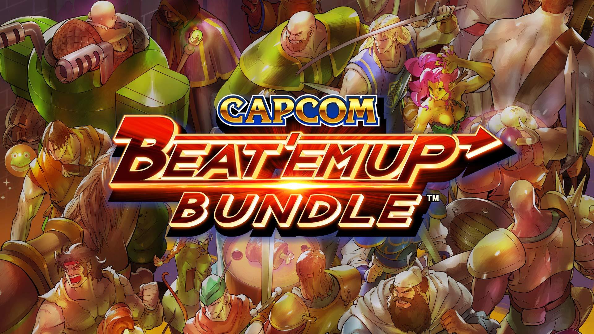Capcom Beat 'Em Up Bundle - Nintendo Switch [Digital Code]
