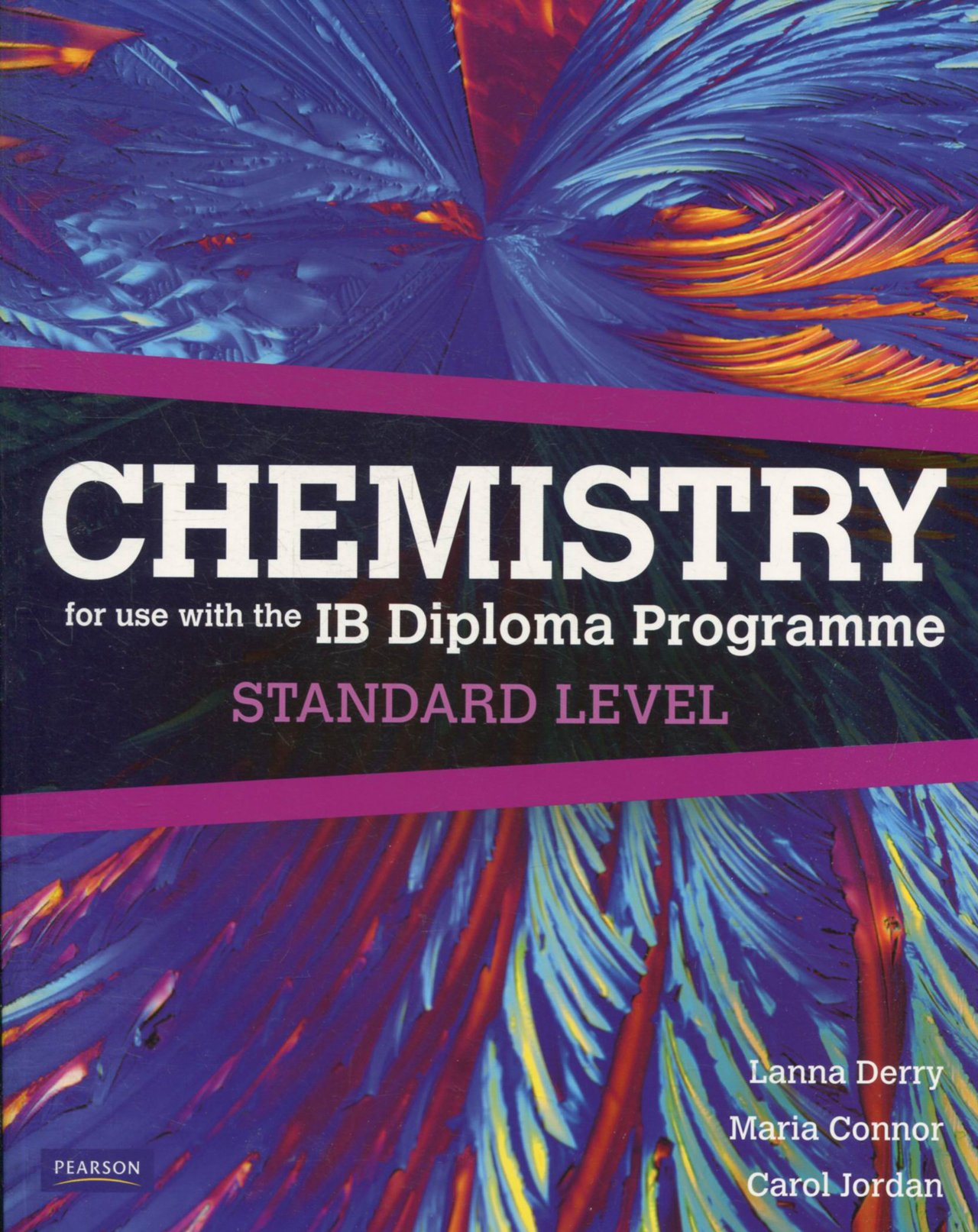 Download Chemistry for Use with the International Baccalaureate : Standard Level: For Use with the IB Diploma Programme: Standard Level: Paperback + Student Cd-rom + Website ebook