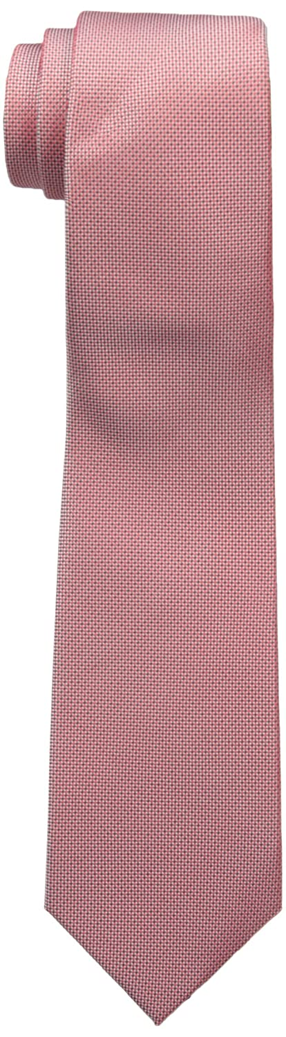 Ben Sherman Men's Core solid 100 Percent Silk Skinny Tie Blue One Size Randa Neckwear SH20110163