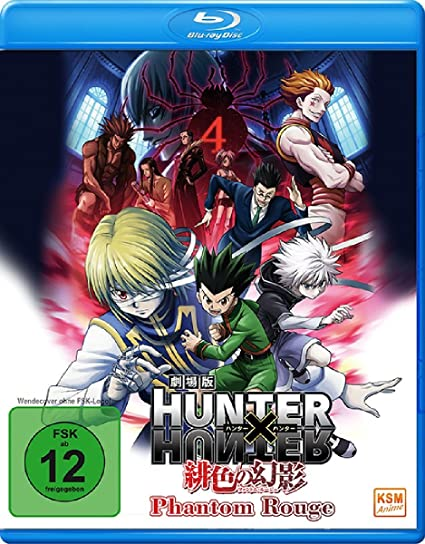 Hunter x Hunter - Phantom Rouge