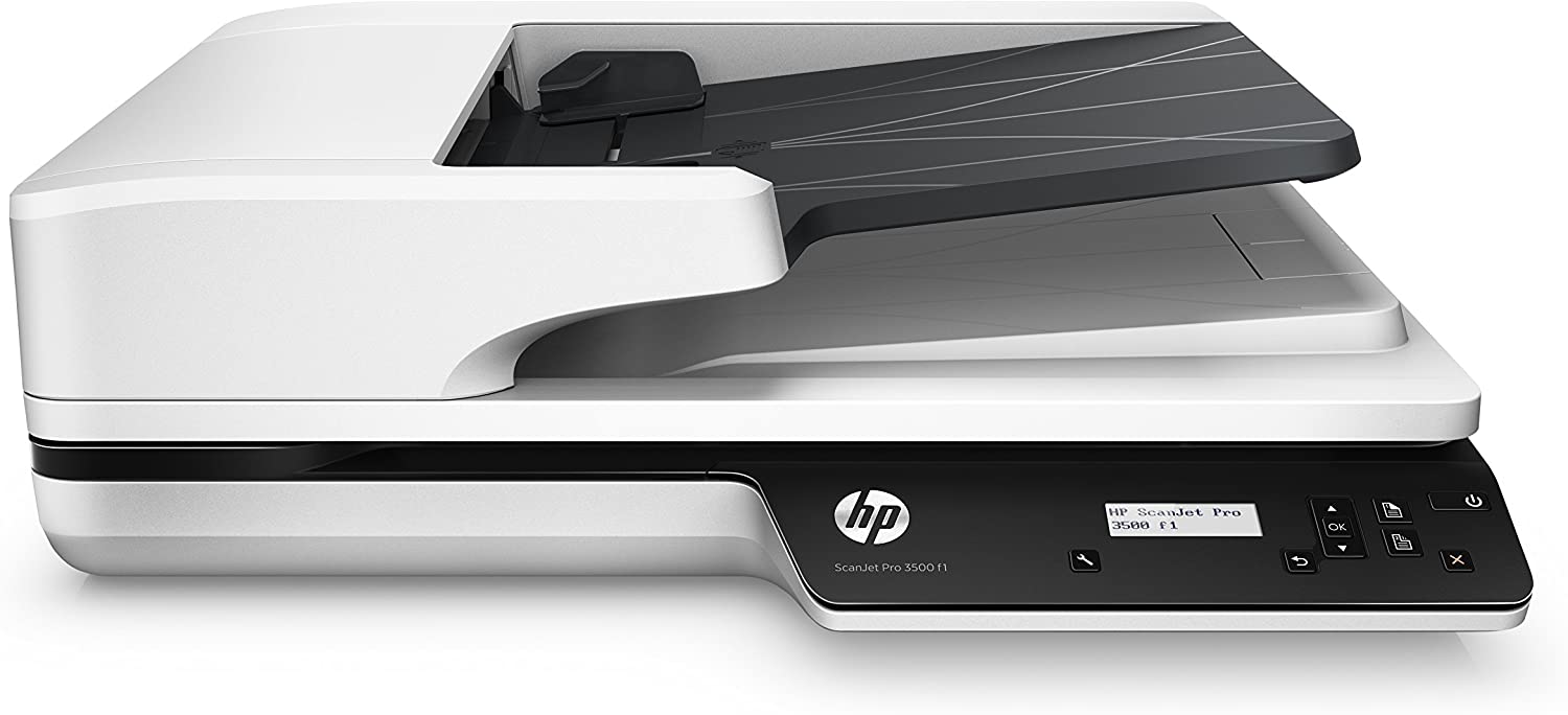 HP ScanJet Pro 3500 f1 Flatbed OCR Scanner