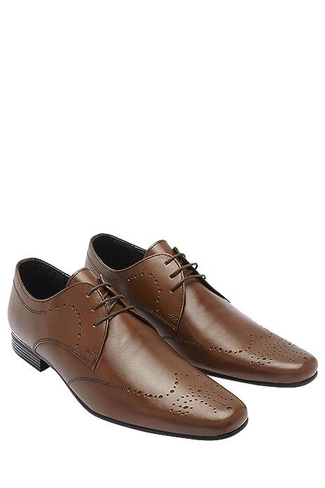 De Hombre Casual Next Cordones Con Zapatos Vestir Formal Oficial R4TwP0wxq