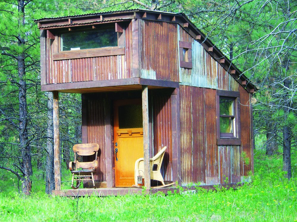 Tiny House Living: Ideas For Building And Living Well In Less Than