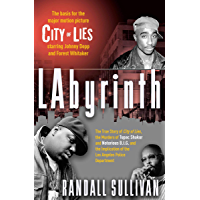 LAbyrinth: The True Story of City of Lies, the Murders of Tupac Shakur and Notorious B.I.G. and the Implication of the… book cover