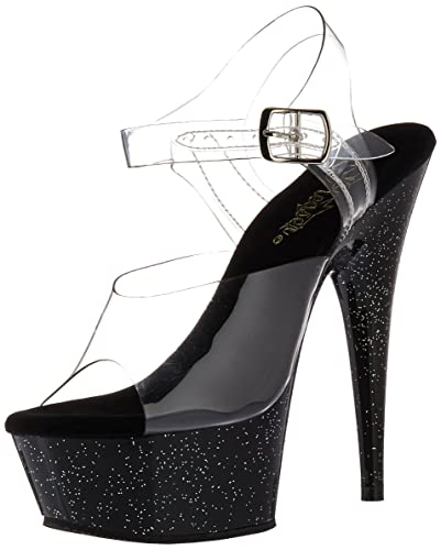 608mg Pleaser HeelsSchuhe Damen High Plateau Delight wkTZuOPiX