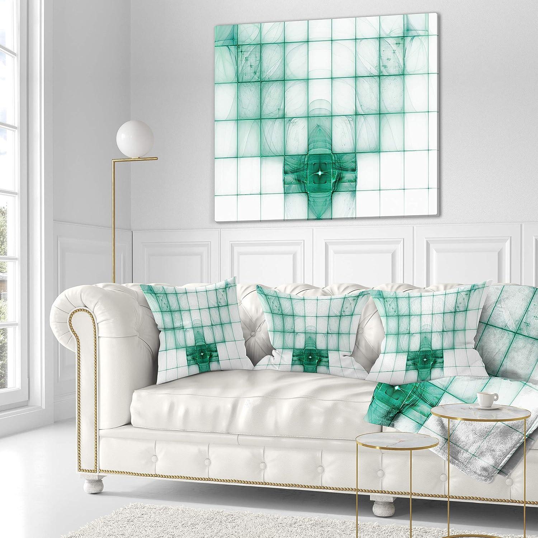 In Sofa Throw Pillow 26 In X 26 In Designart Cu16060 26 26 Light Blue Bat