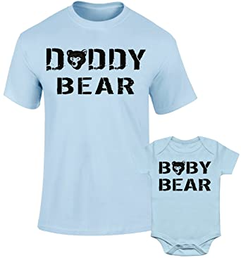 b640ba1aa53 SuperPraise Father Daddy Daughter Dad Son Matching T Shirts Daddy ...